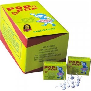 Original Pop Pop Snaps 50 Boxes
