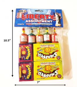 Liberty Novelty Assortment