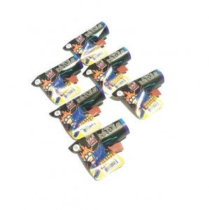 Magnum Pistol Poppers - 6 Pack